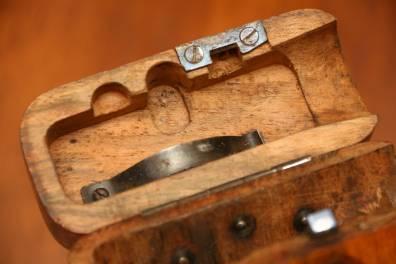 Оригинальная деревянная кобура к пистолету Astra 900