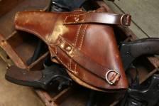 Довоенная кобура к револьвера Наган 1936 года
