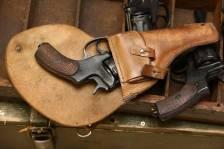 Военная складская кобура к револьверу Наган 1941-45гг