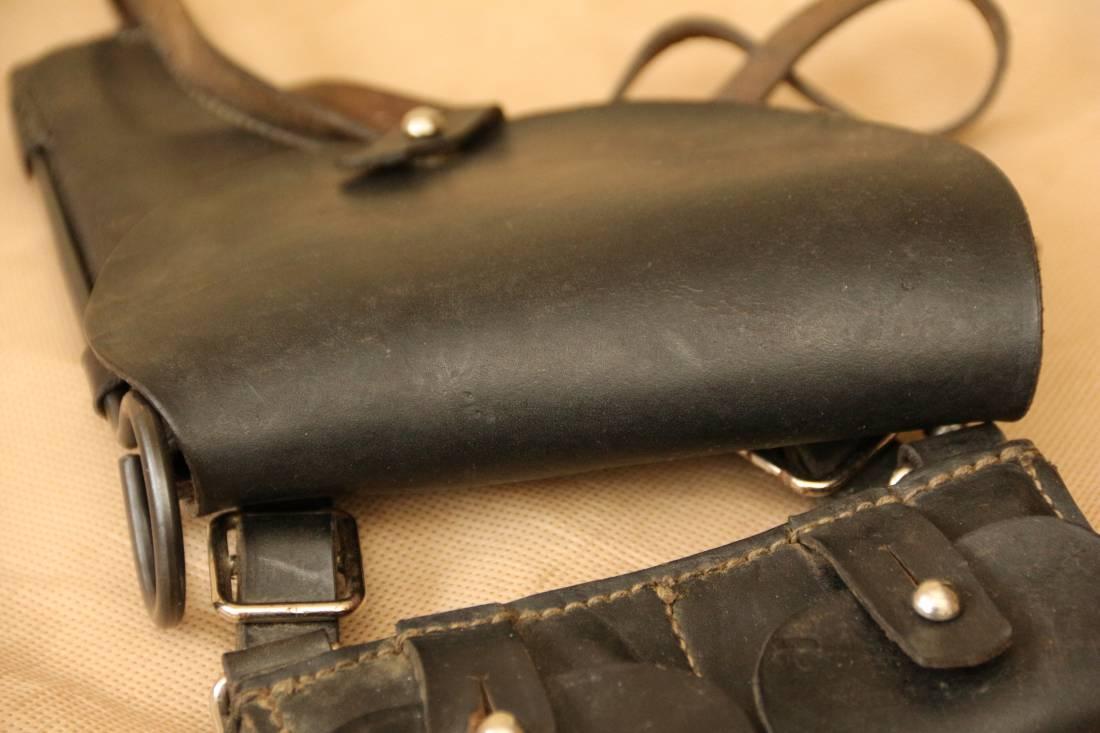 Фото Кобура к револьверу Наган, ВМФ, война