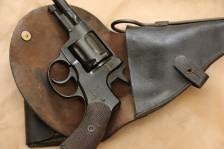 Кобура к револьверу Наган, ВМФ, война