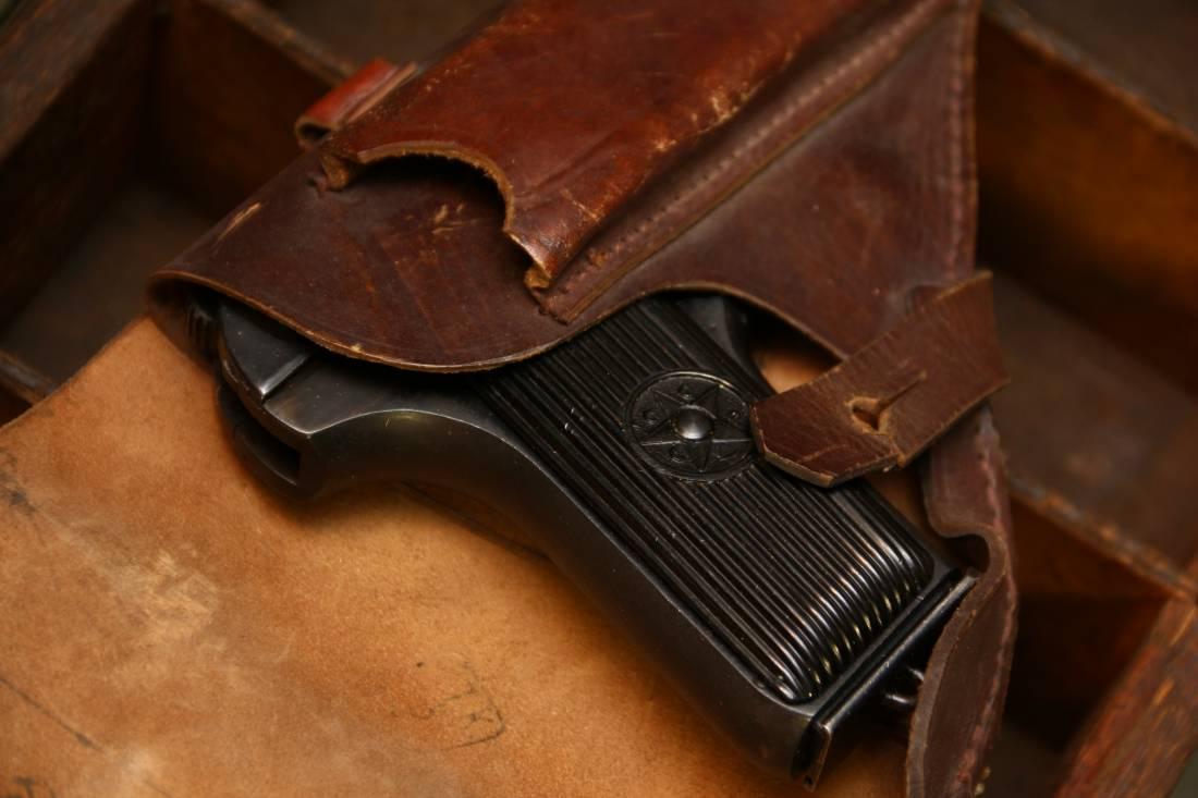 Фото Кобура 1946 года к пистолету ТТ