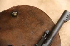 Кобура к револьверу Наган, военный выпуск