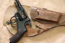 Кобура к пистолету ТТ, военный выпуск