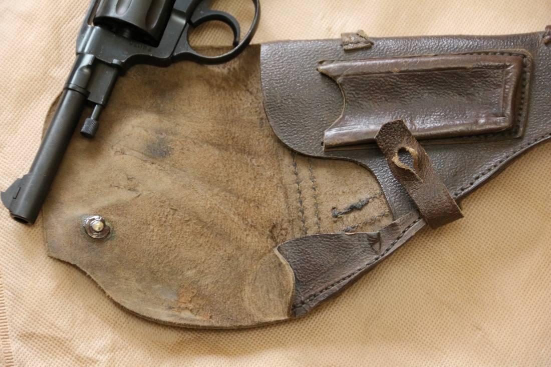 Фото Кобура к пистолету ТТ, военный выпуск