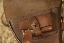 Кавалерийская кобура к револьверу Наган