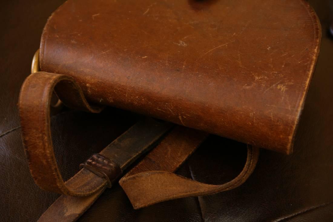 Фото Кавалерийская кобура к револьверу Наган
