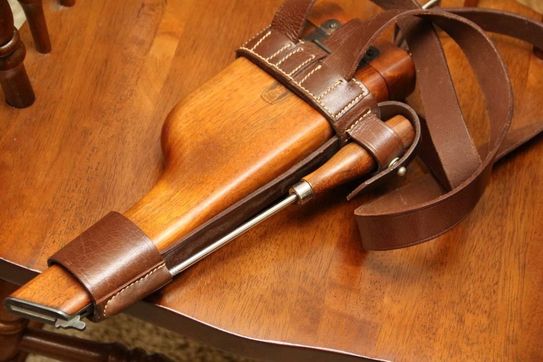 Фото Кобура к пистолету Mauser C96 Bolo, европейская копия