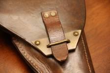 Кожаная кобура для пистолета Браунинг Хай Пауэр