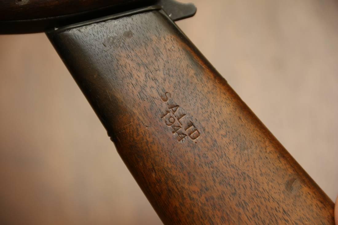 Фото Кобура для пистолета Браунинг Хай Пауэр, клеймо 1944 год