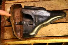 Кобура для пистолета Walther P38 военного выпуска