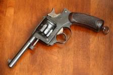 Французский револьвер Лебель М1892 #H91493 в оригинальной кобуре