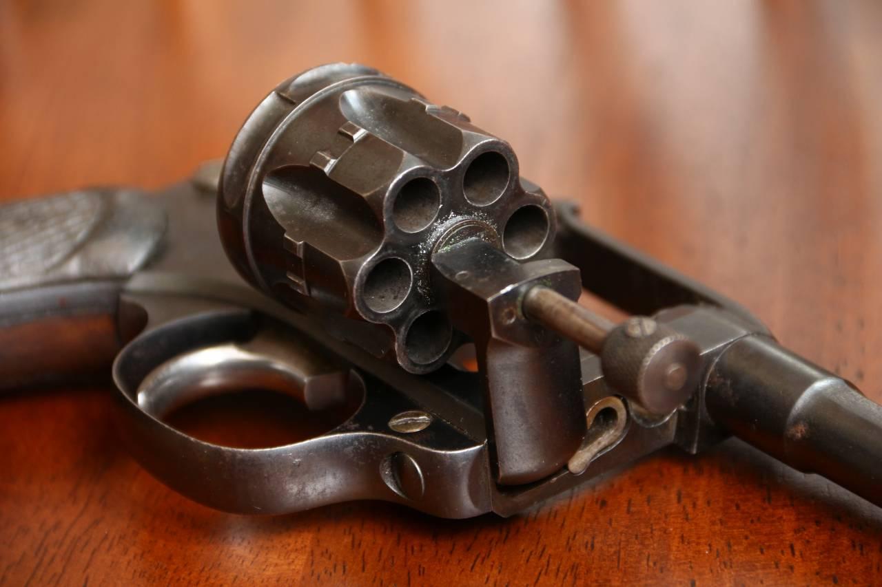 Relolver Lebel M1892