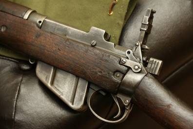 Карабин Lee-Enfield SMLE No.5 Mk 1 Jungle Carbine, май 1944 года, №2310