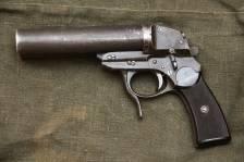 Немецкая ракетница Luftwaffe Flieger-Leuchtpistole №24955