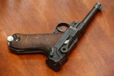 Пистолет Люгер Парабеллум P-08 #213 1937 года