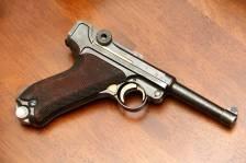 Пистолет Люгер Парабеллум P-08 #8609 1935 года с обозначением «G»