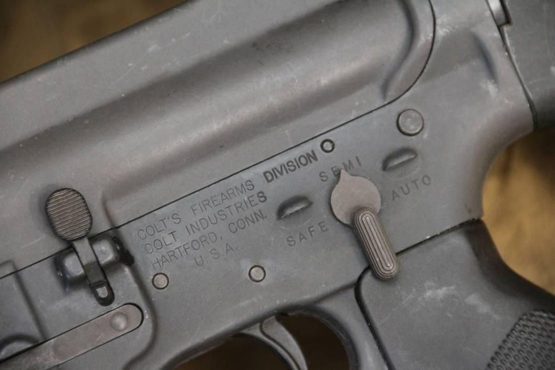 Фото Американская винтовка m16a1 Colt #9534548
