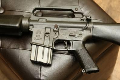Винтовка m16a1 #FSI607258, Ливанский заказ, арсенал Алатырь
