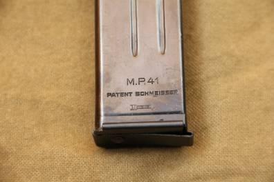 Оригинальный магазин M.P. 41 SCHMEISSER