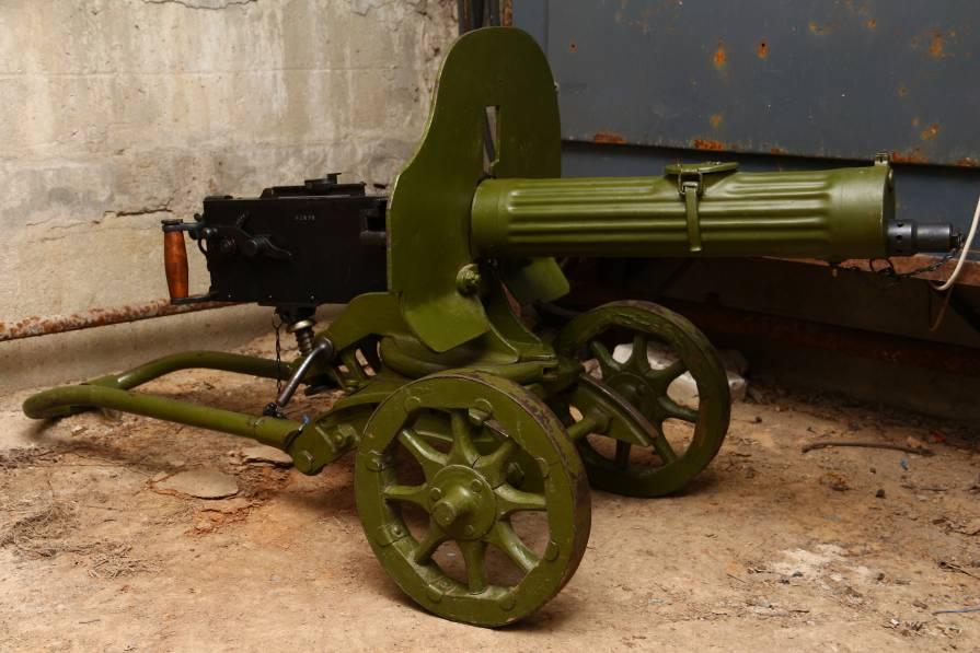 Фото Пулемет Максим 1944 года №ВЛ570
