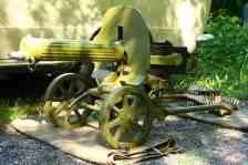 Довоенный пулемет Максим 1939 года №НД234