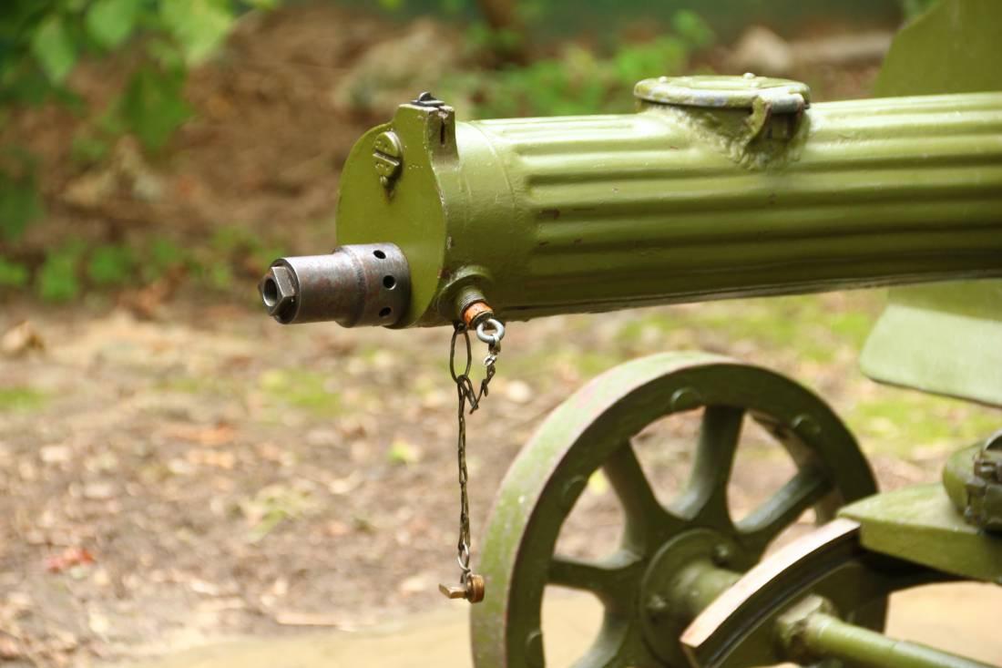Фото Пулемет Максим 1943 год №ИД325