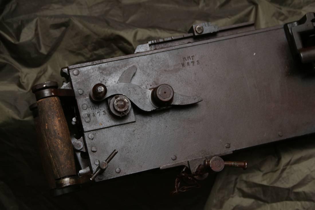 Фото Тело пулемета Максим 1944 года №НА73