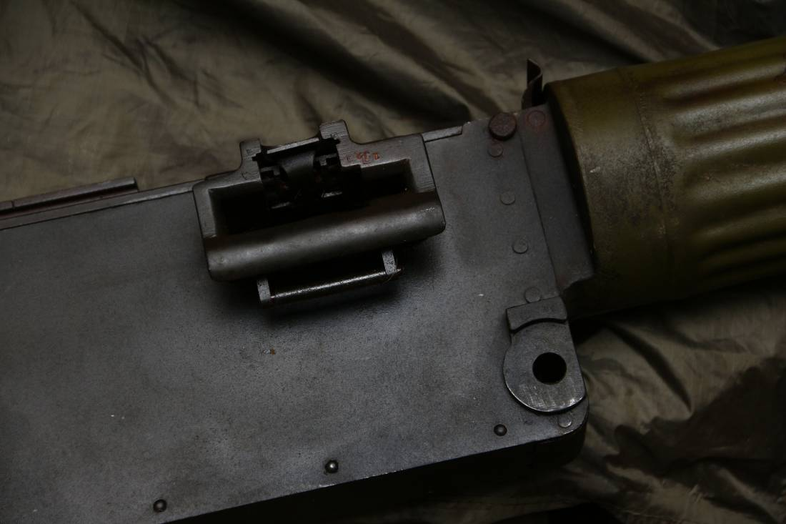 Фото Тело пулемета Максим 1944 года №ЧГ326