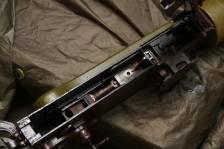 Тело пулемета Максим 1944 года №НА73