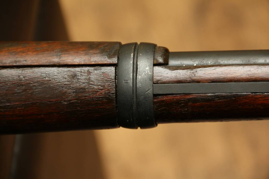 Фото Mauser K98, 1939 год, №5107, 243 Mauser-Werke AG, Werk Borsigwalde, Berlin-Borsigwalde, Eichborndamm
