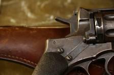 Царский револьвер «Наган» 1900 года №19865
