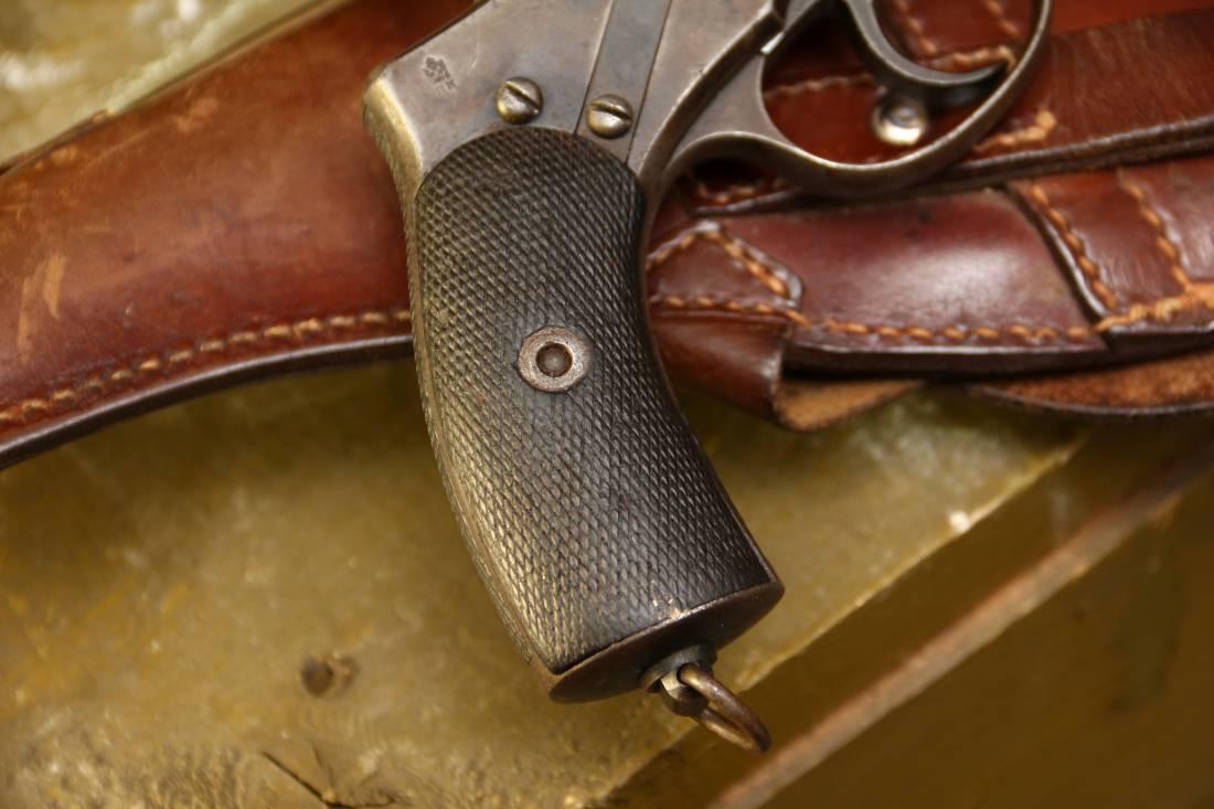 Фото Царский револьвер «Наган» 1900 года №19865