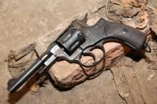 Охолощенный револьвер Наган 1929 года №10310, коллекционный