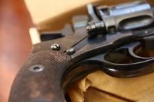 Охолощенный револьвер Наган 1929 год №8273, в «родне»