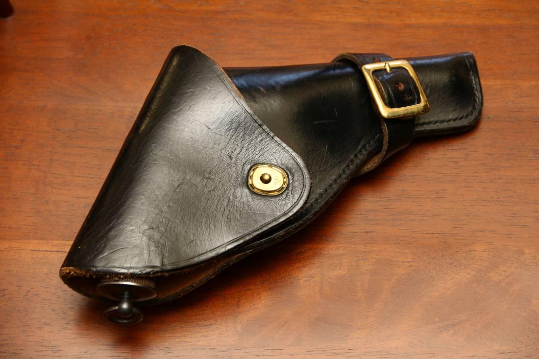Фото Револьвер Nagant m1887 #1362, царский период