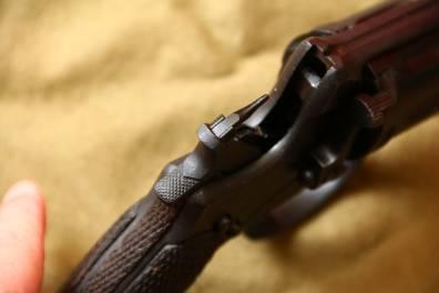 Царский револьвер Наган 1917 года №40771