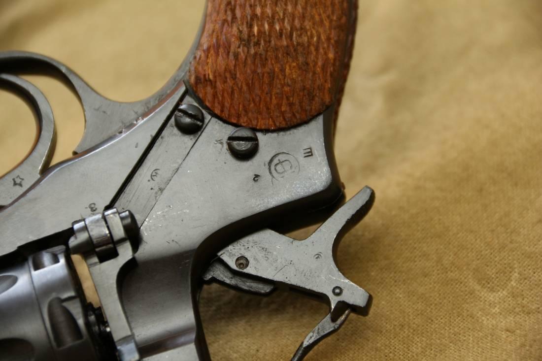 Фото Револьвер Наган 1945 года №МР1099