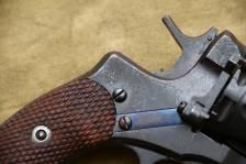 Царский револьвер Наган 1912 года №19517