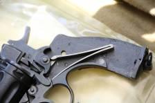 Револьвер Наган с клеймом завода ТОЗ