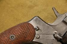 Царский револьвер Наган 1917 года №40267
