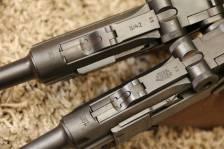 Пистолет Люгер Парабеллум P-08, завод S/42 #2468 1936 года