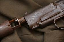 Утилизированный бесшумный пистолет ПБ, индекс ГРАУ 6п9