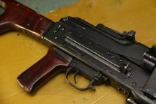 Советский пулемет Калашникова 1966 года «ПК» №ИМ393