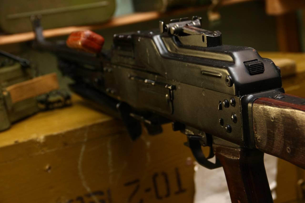 Еще один Пулемет Калашникова «ПК» в коллекции