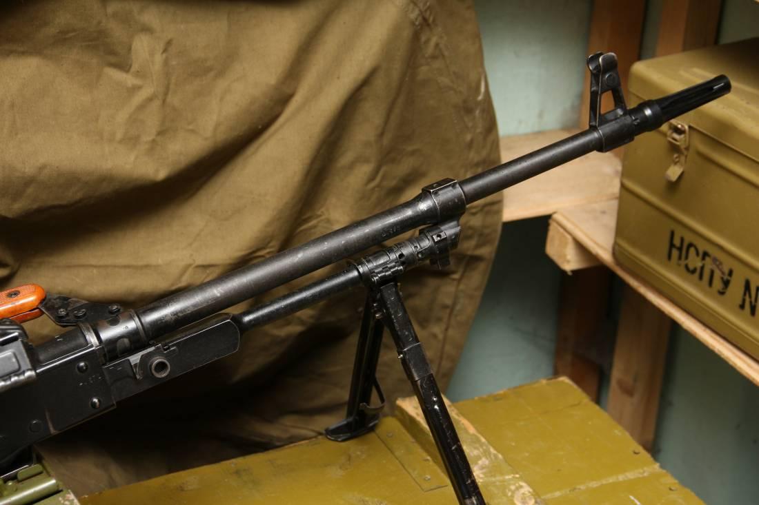 Фото Пулемет Калашникова «ПКМ» 1981 года №РУ570