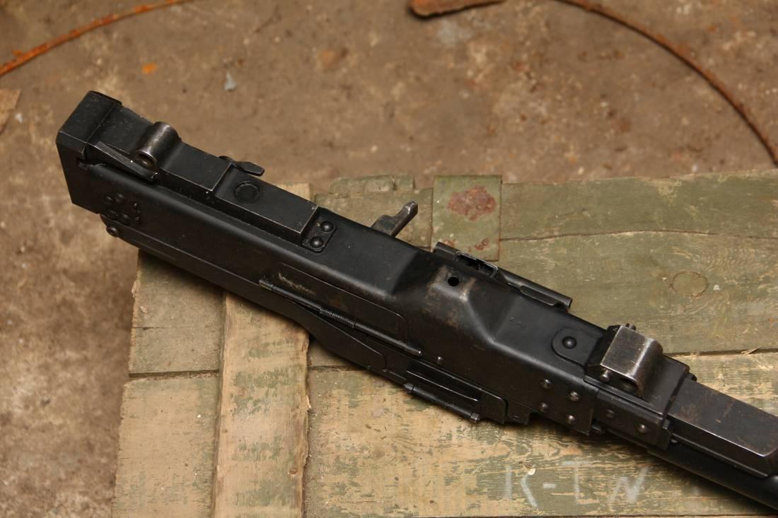Фото Советский пулемет Калашникова Танковый «ПКТ» 1977 год №БН320