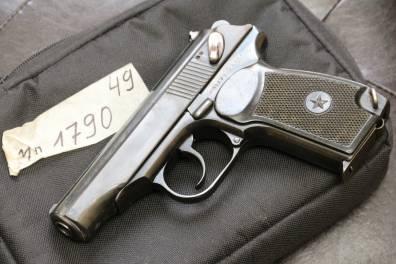 Охолощенный ПМ-СХ 1949 года №МП1790