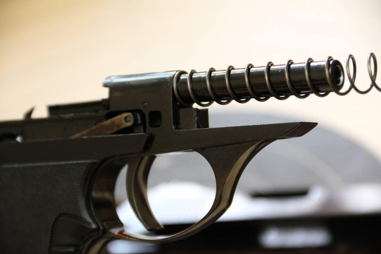 Пистолет ПСМ: 1993 год, №РВ0222
