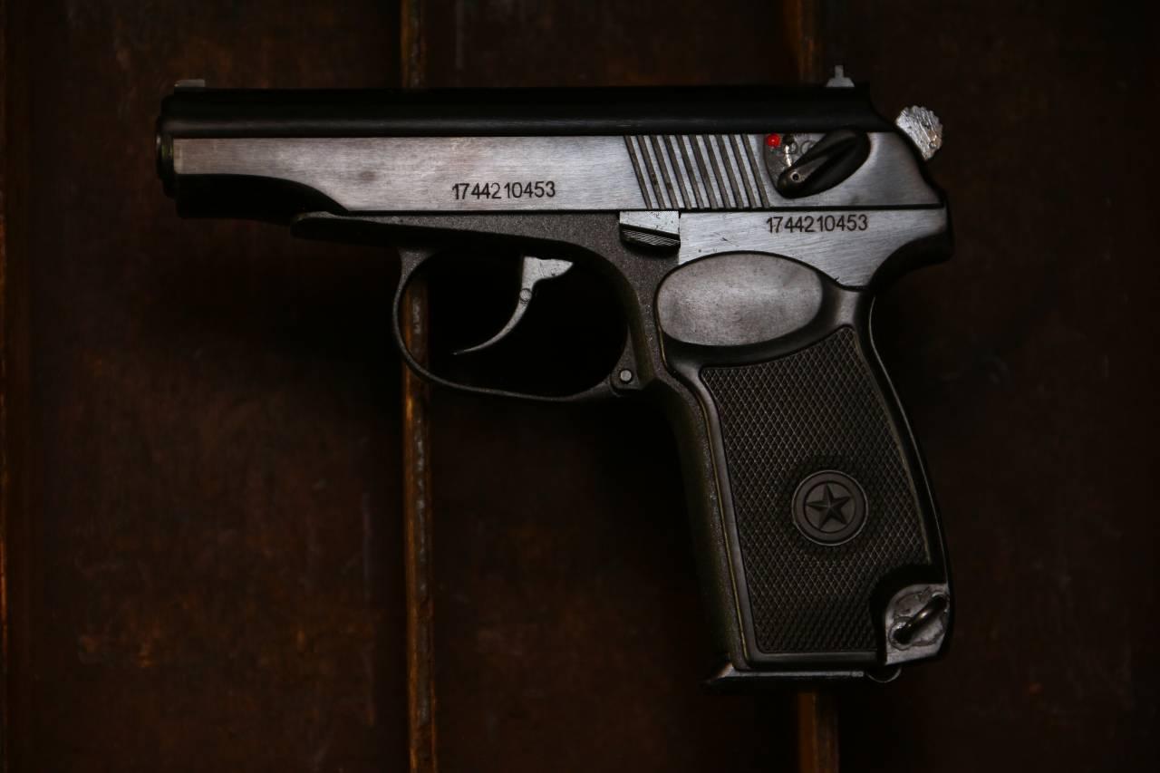 Охолощенный пистолет Макарова Р-411: «новодельщина»